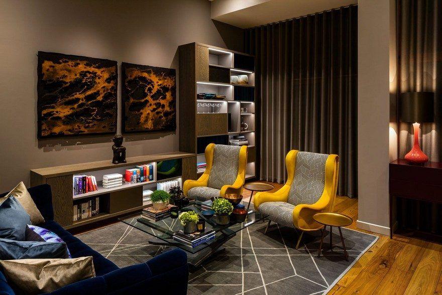 Mellow yellow family home in highbury london daniel hopwood studio