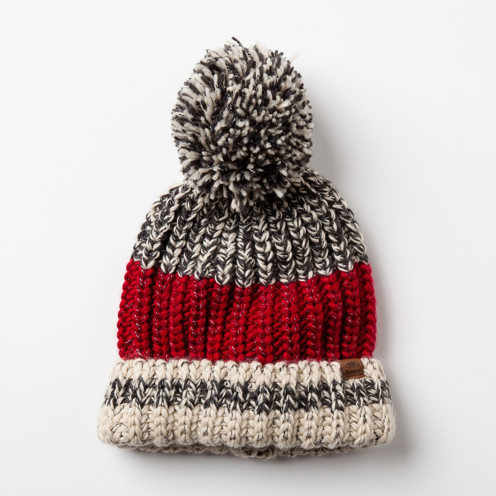 286860f67 Women's Chunky Cabin Toque | Roots Hats for Women | knitting ...