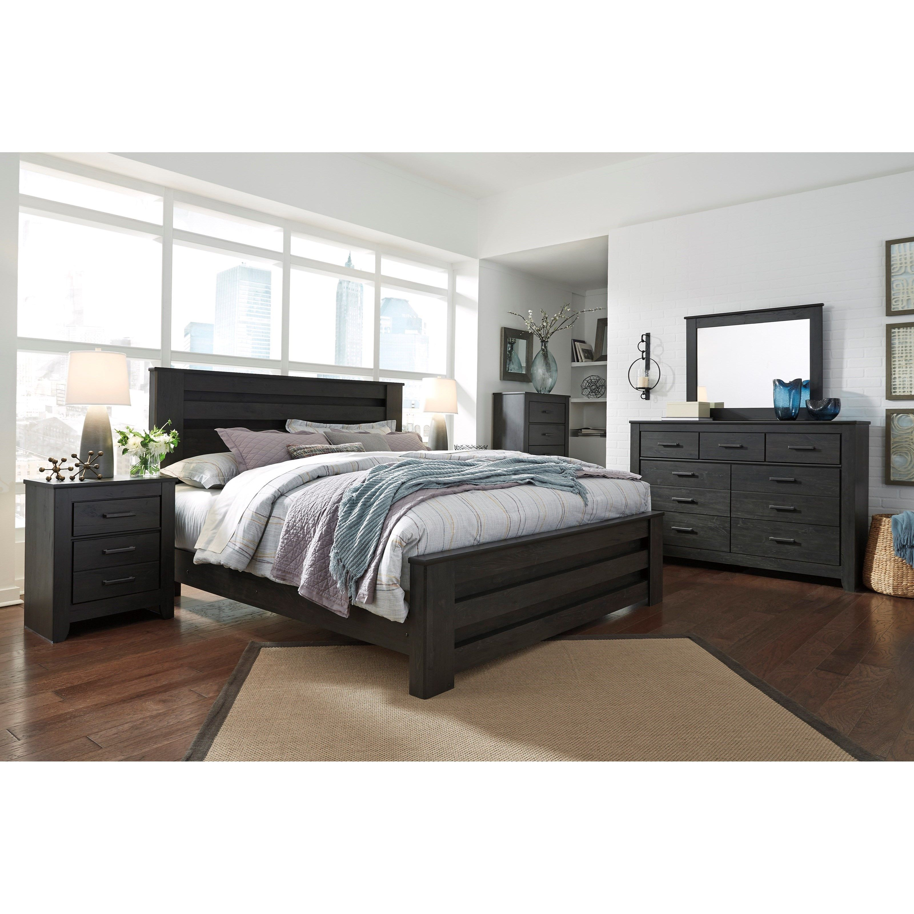 Brinxton King Bedroom Group By Signature Design By Ashley Ashley