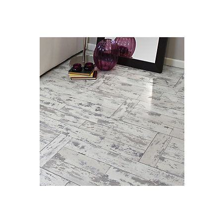 White Bathroom Laminate Flooring 18 per m2. view colours leggiero white wash oak effect laminate