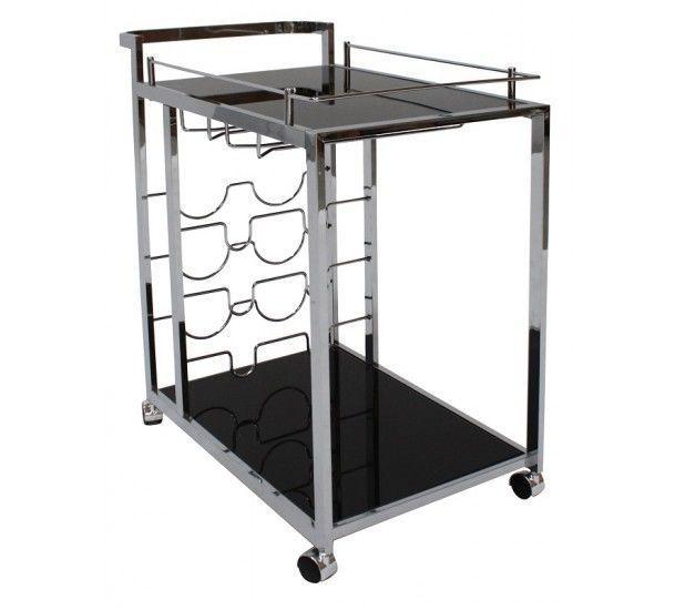 Fogy Rullebord - Sort - Lækkert rullebord i sort