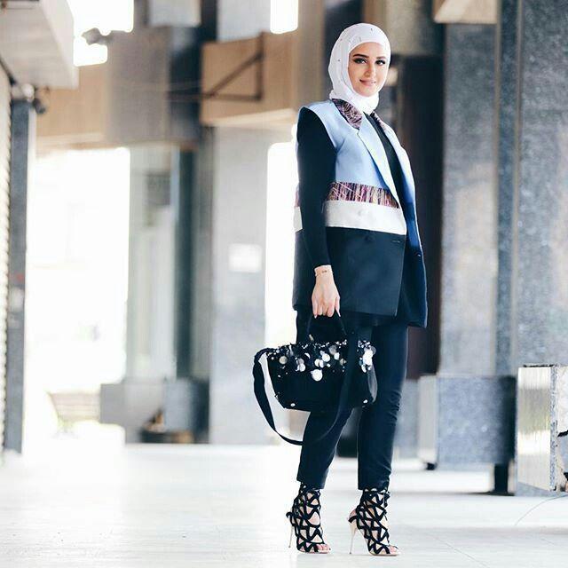 2f17654f54f Hijab Fashion 2017 Top 60 meilleurs Modèles de hijab chic et tendance pour  l u0027été ...