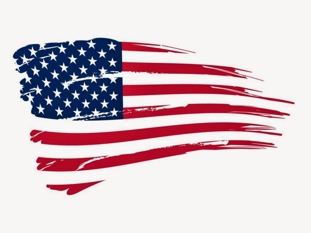 Sticker American Flag United States Liberty Flag Decal