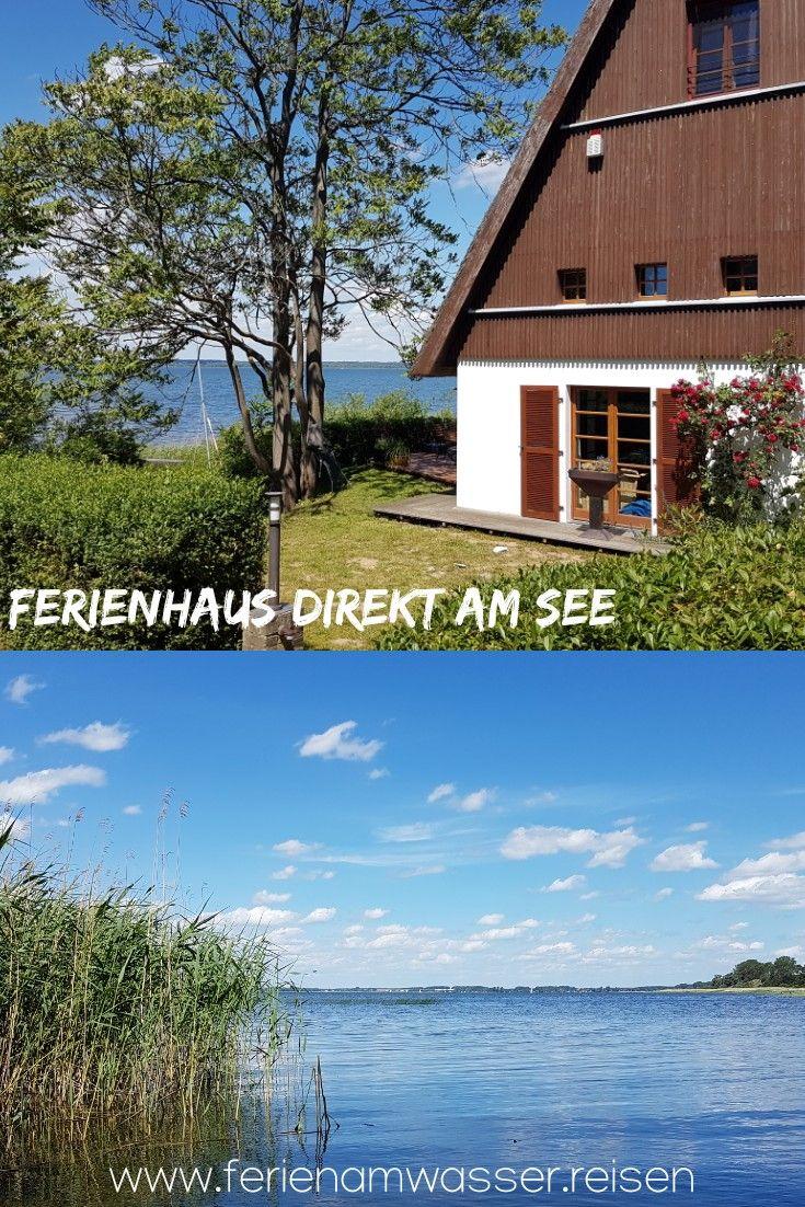 Photo of Fantastisk feriehus ved sjøen, ferie i Tyskland, Mecklenburg