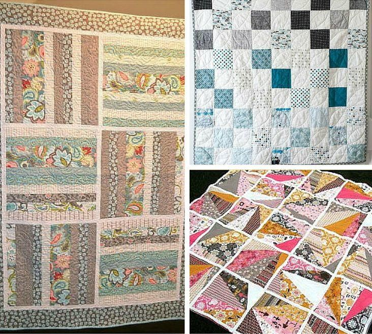14 Fabulous Fat Quarter Quilt Patterns | Fat quarter quilt, Fat ... : quilts from fat quarters - Adamdwight.com
