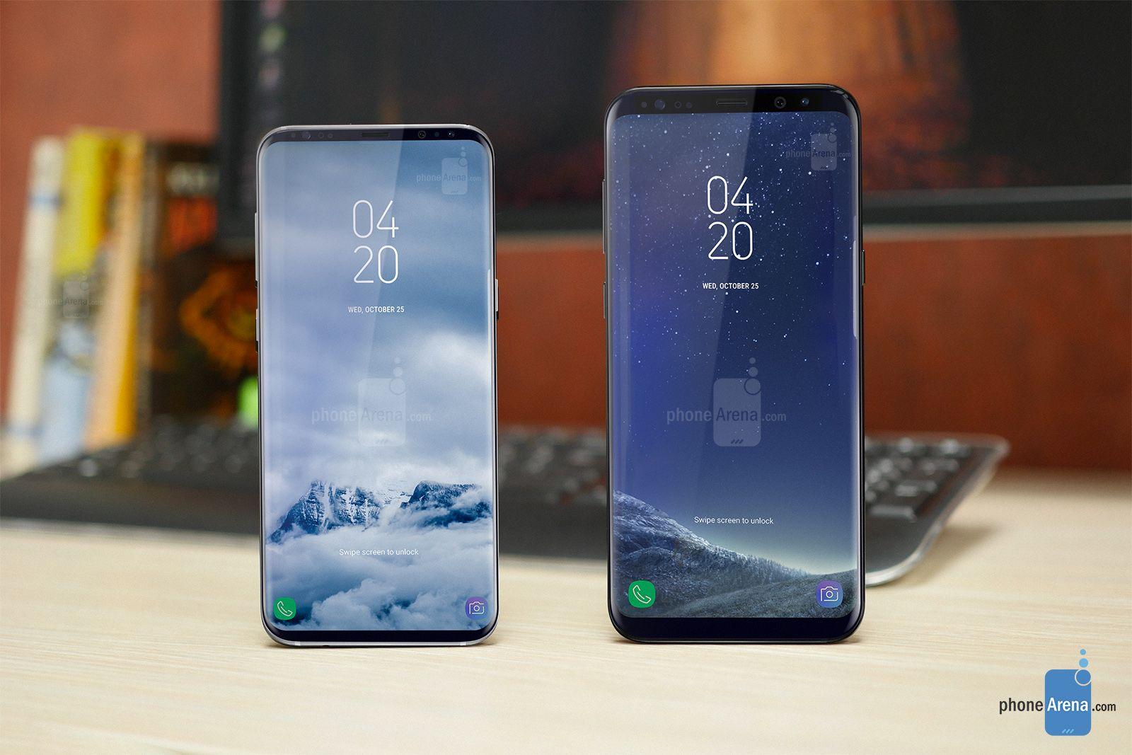 Samsung Galaxy S9 So Schon Konnte Das Flaggschiff Smartphone Aussehen Samsung Samsung Galaxy S9 Galaxy