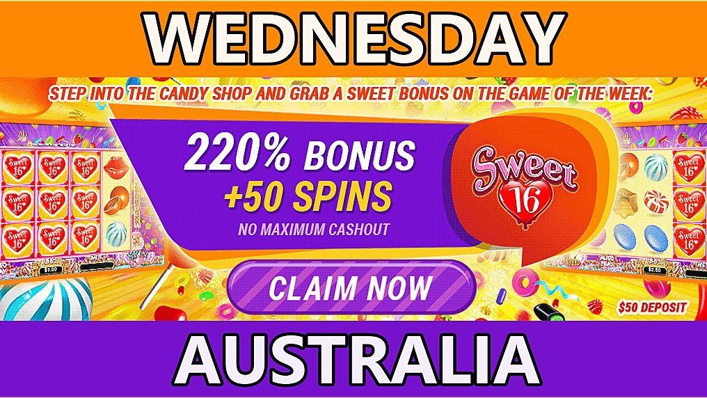 Australian casinos Wednesday Top Bonus codes ⋆ Nabble