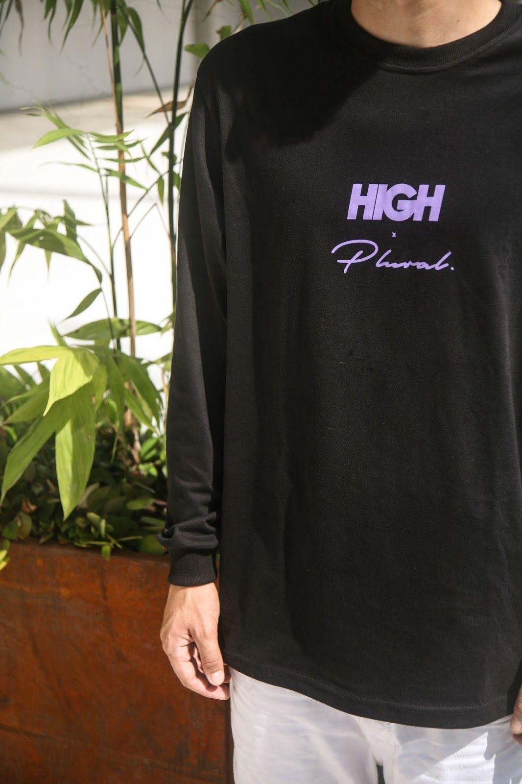 High Company x Plural Skate (Cápsula 2017)