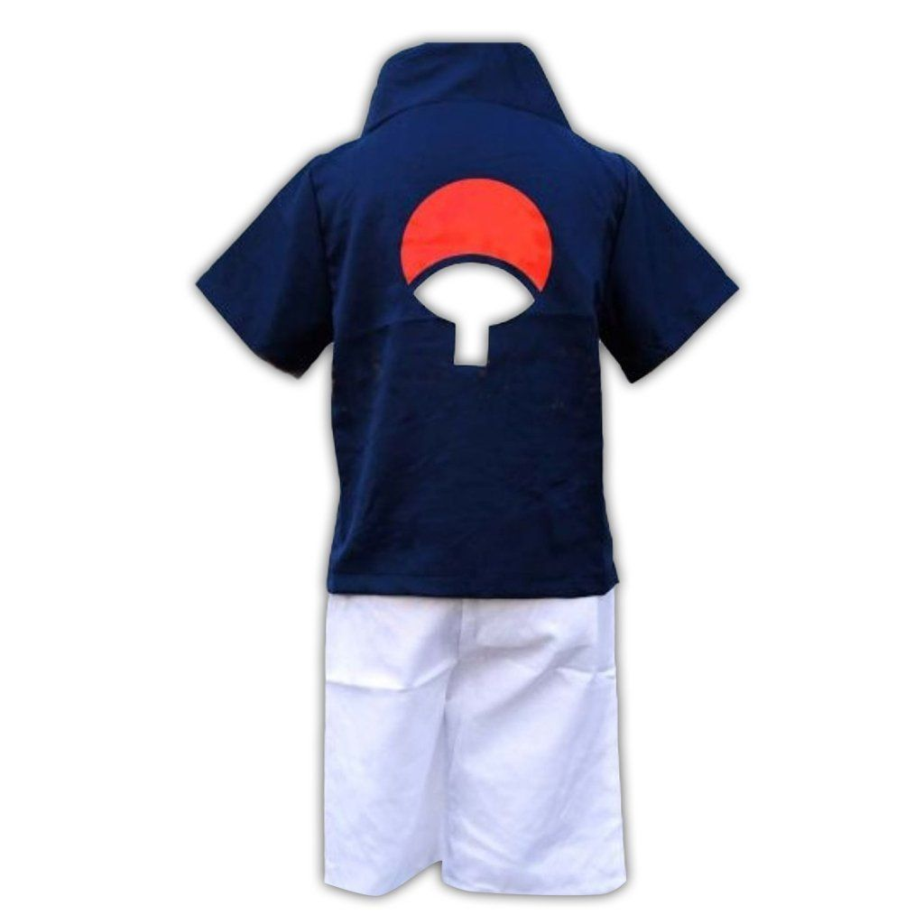 Naruto Cosplay Costume - Uchiha Sasuke 1st Medium ** You can find more details by visiting the image link.