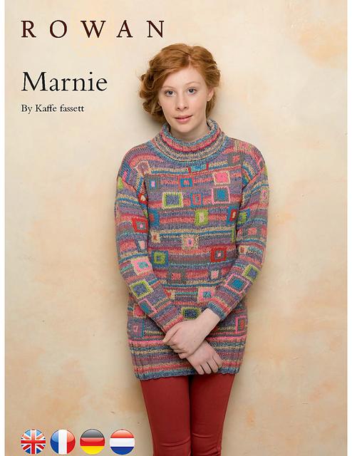 Ravelry Marnie Pattern By Kaffe Fassett Kaffe Fassett Pinterest