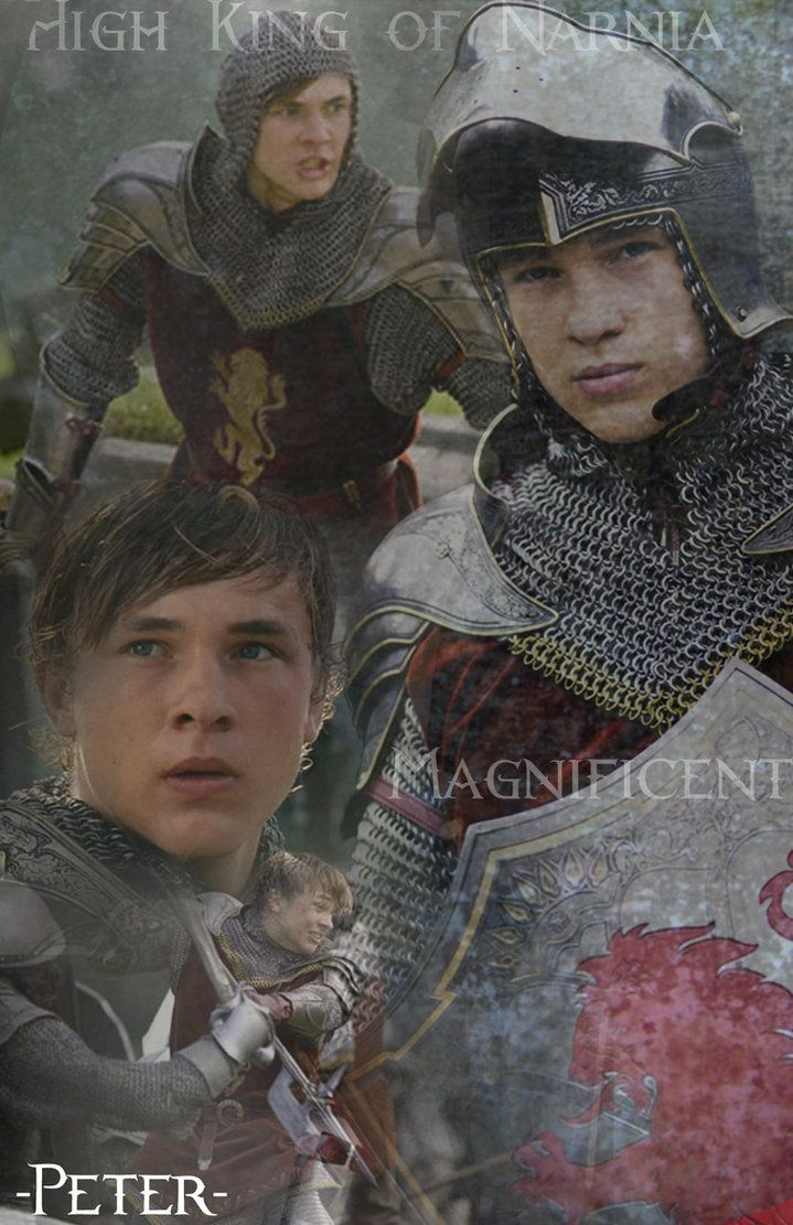 Narnia: Peter Pevensie by ~Archer-AMS on deviantART. High King ... for Narnia Movie Quotes  166kxo