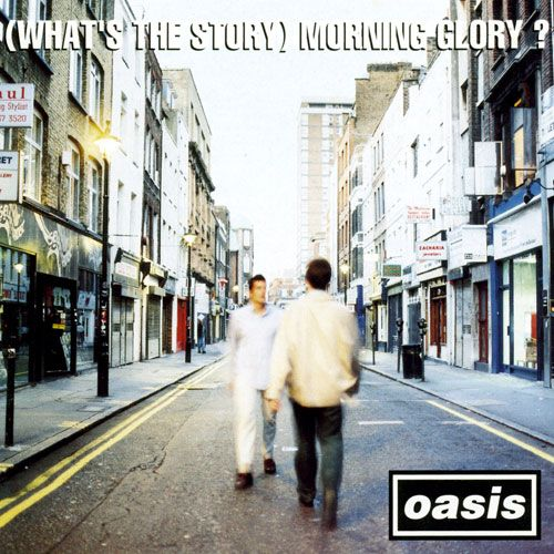 (What's The Story) Morning Glory - Oasis | 1001 Albums You ... Oasis Band Album Cover