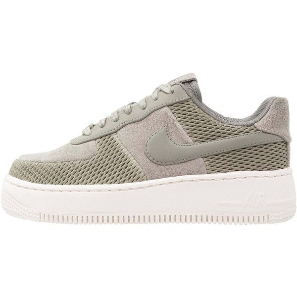 Nike Sportswear AIR FORCE 1 UPSTEP PRM Sneakers ❤ liked on