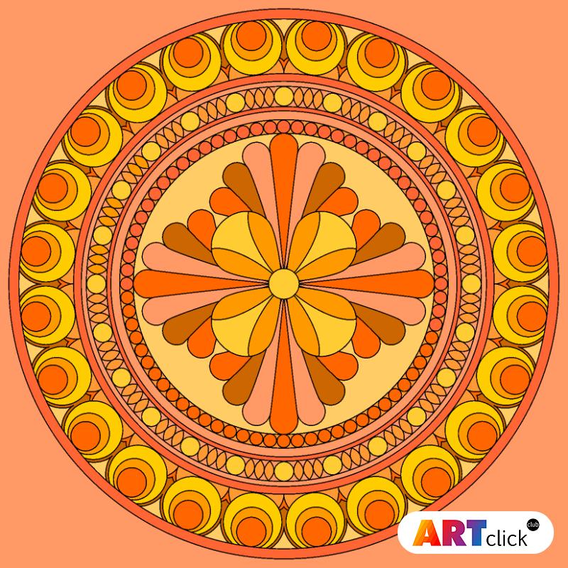 ArtClick.club - бесплатные онлайн раскраски антистресс ...