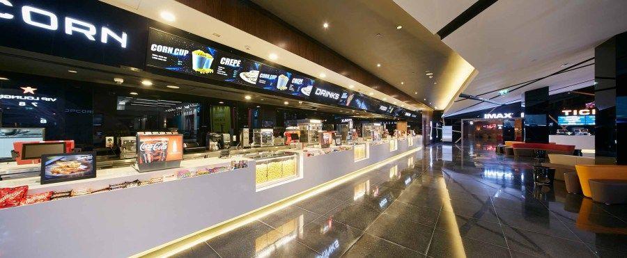 Architects designers for cinema theatre multiplex