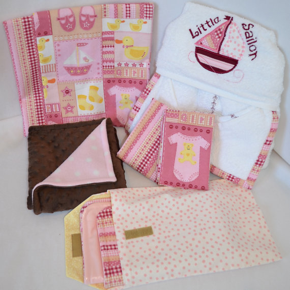 Little Sailor Girl Gift Set by 4EverydayEmbellished, $125.00