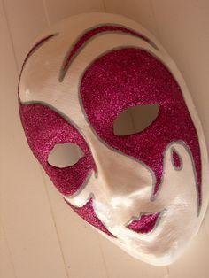 Resultado de imagen para mascaras de yeso de colores 6sanat