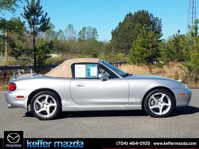 2003 Mazda Mx 5 Miata Cloth Shinsen For In Huntersville