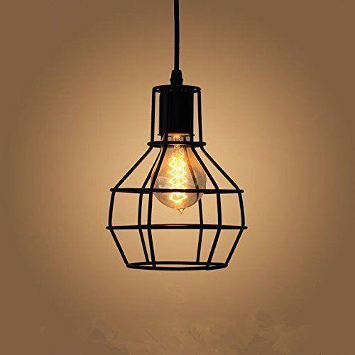 Details zu Metall Industrielampe Vintage Industrial Retro - deckenlampe für küche