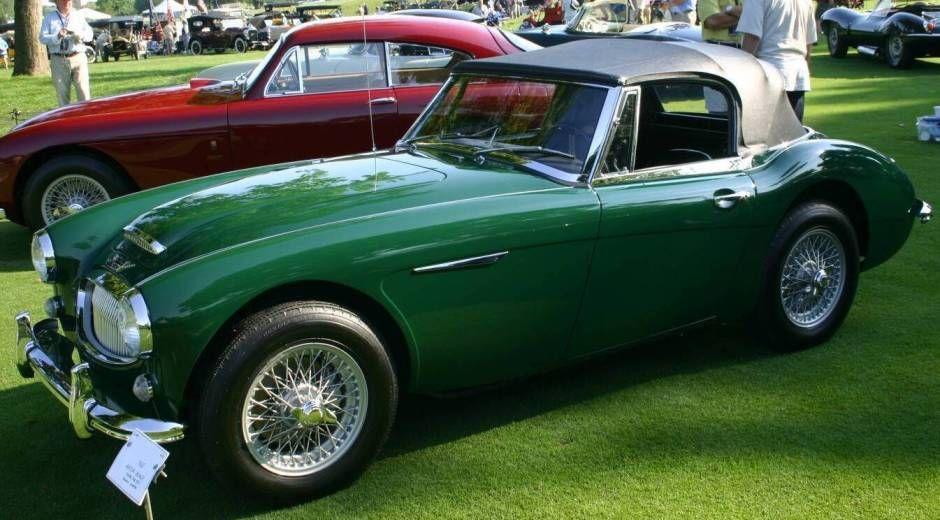 classic british cars | Classic British Sports Cars - 1965 ...  classic british...