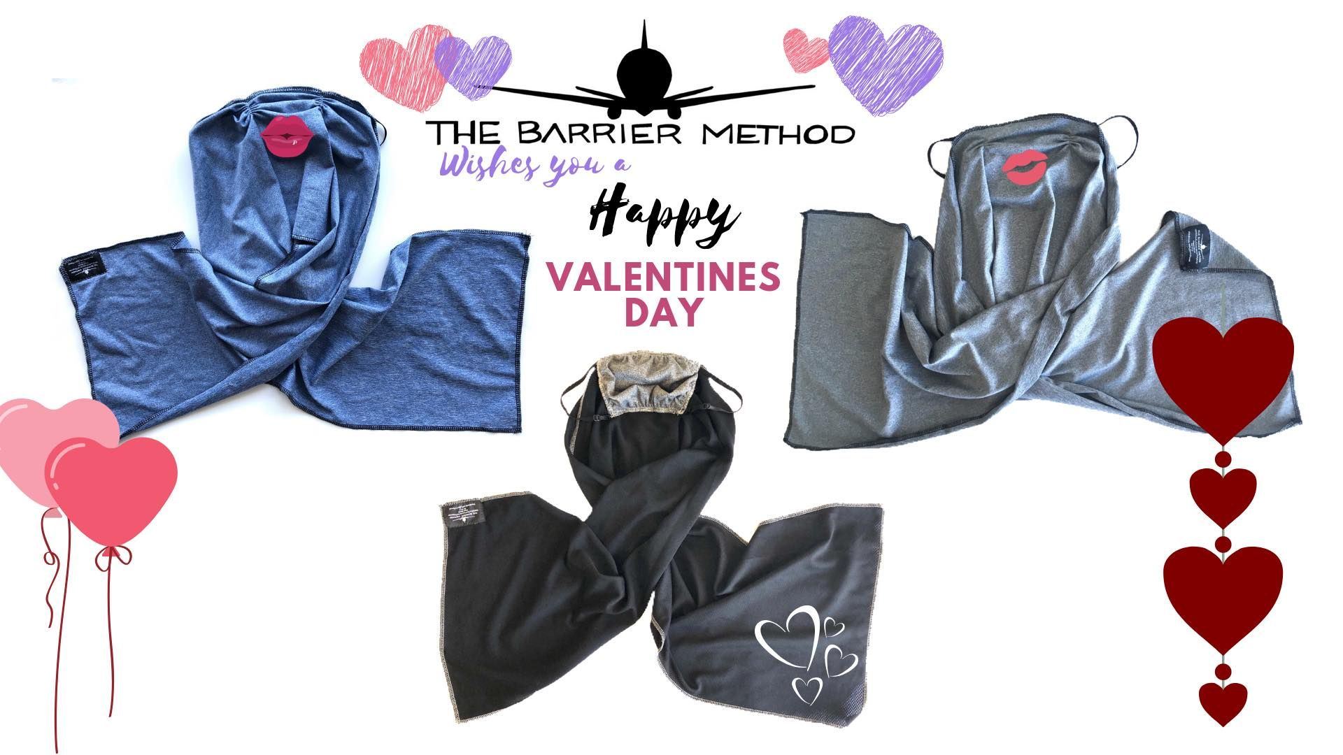 90bad34c3df Order yours today The Barrier Method-A Travel Health Company featuring  their Barrier Method scarf mask combo made in Hawaii. Anti-Microbile
