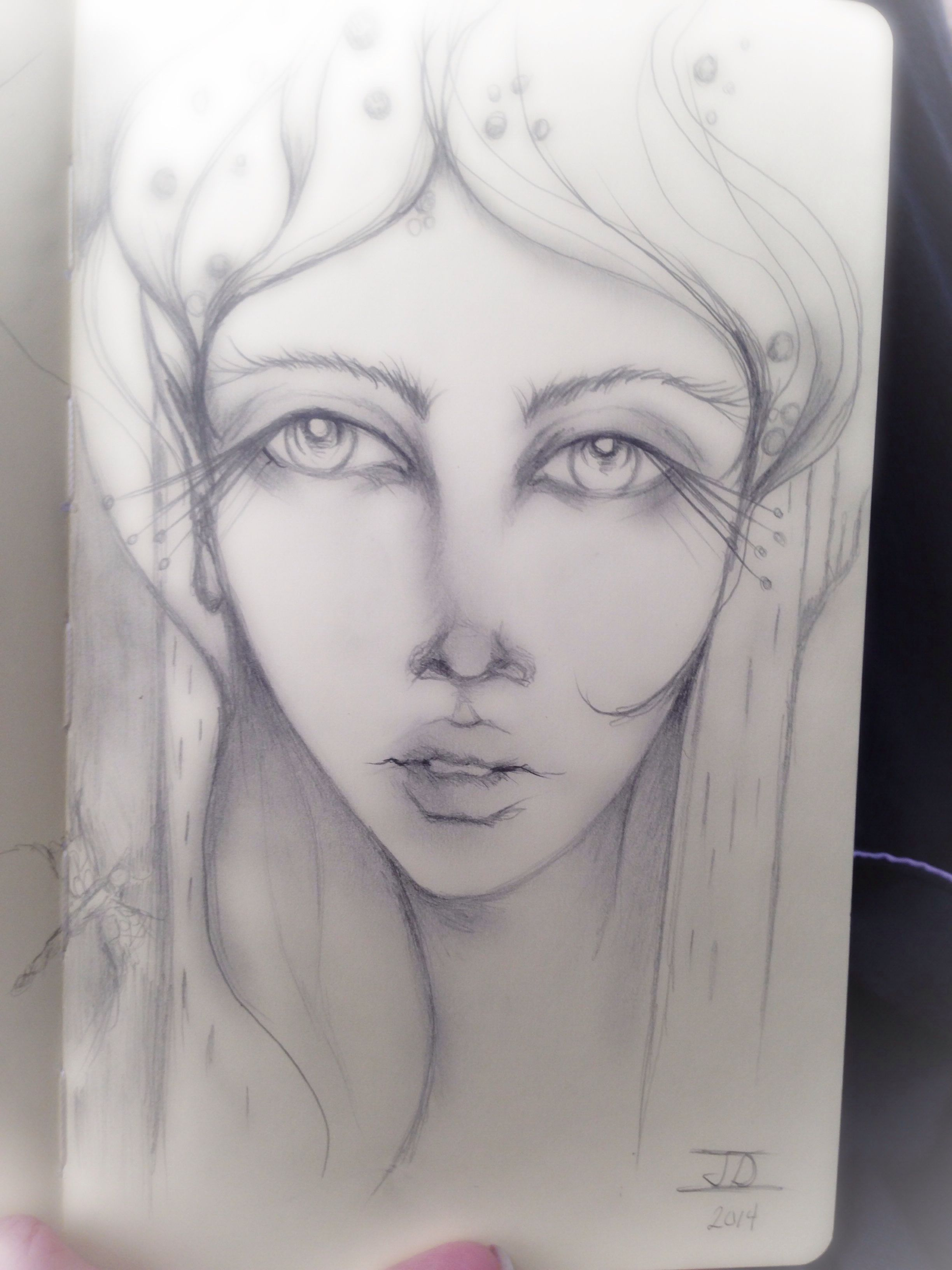 #moleskine #faery