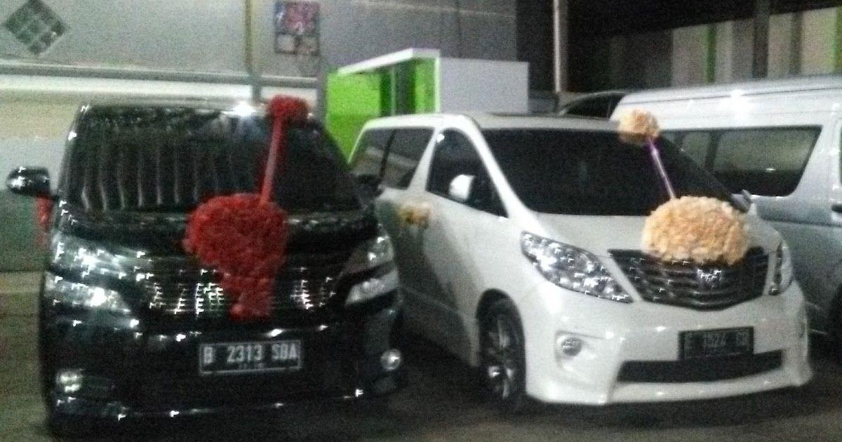 Gambar Mobil Pengantin Avanza Rental Mobil Pengantin Cirebon Untuk Pernikahan Rent Car Cirebon Download Rias Mobil Pengantin Toko Mobil Pengantin Gambar