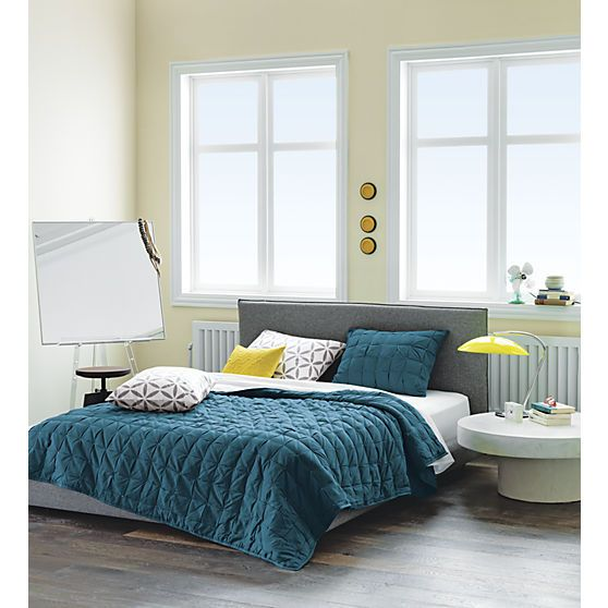 Best Facade Grey Upholstered Bed Green Bedding Grey 400 x 300