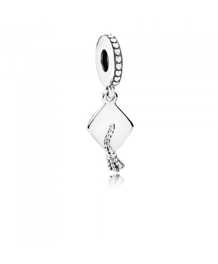 26a3e6d0d4da2 Pandora Graduation Pendant Charm 791892 | pendant | Pandora jewelry ...