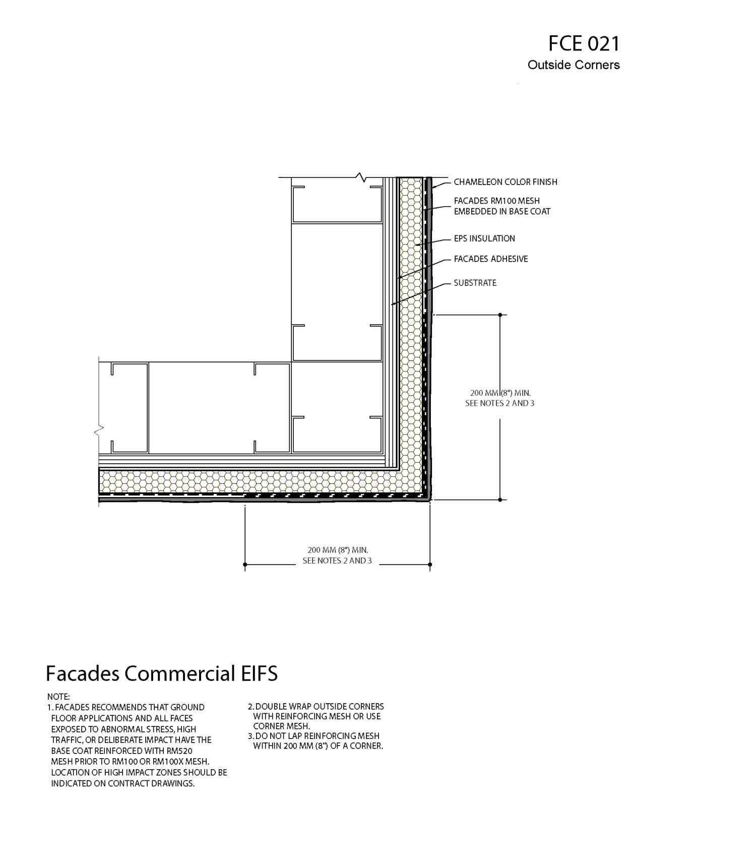 Eifs System Eifs Details Amp Eifs Specifications