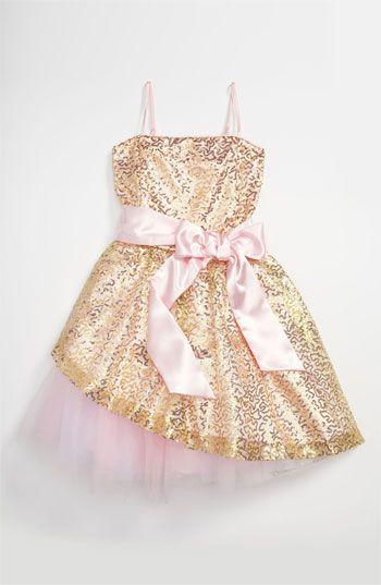 Un Deux Trois Sequin Dress Big Girls Available At