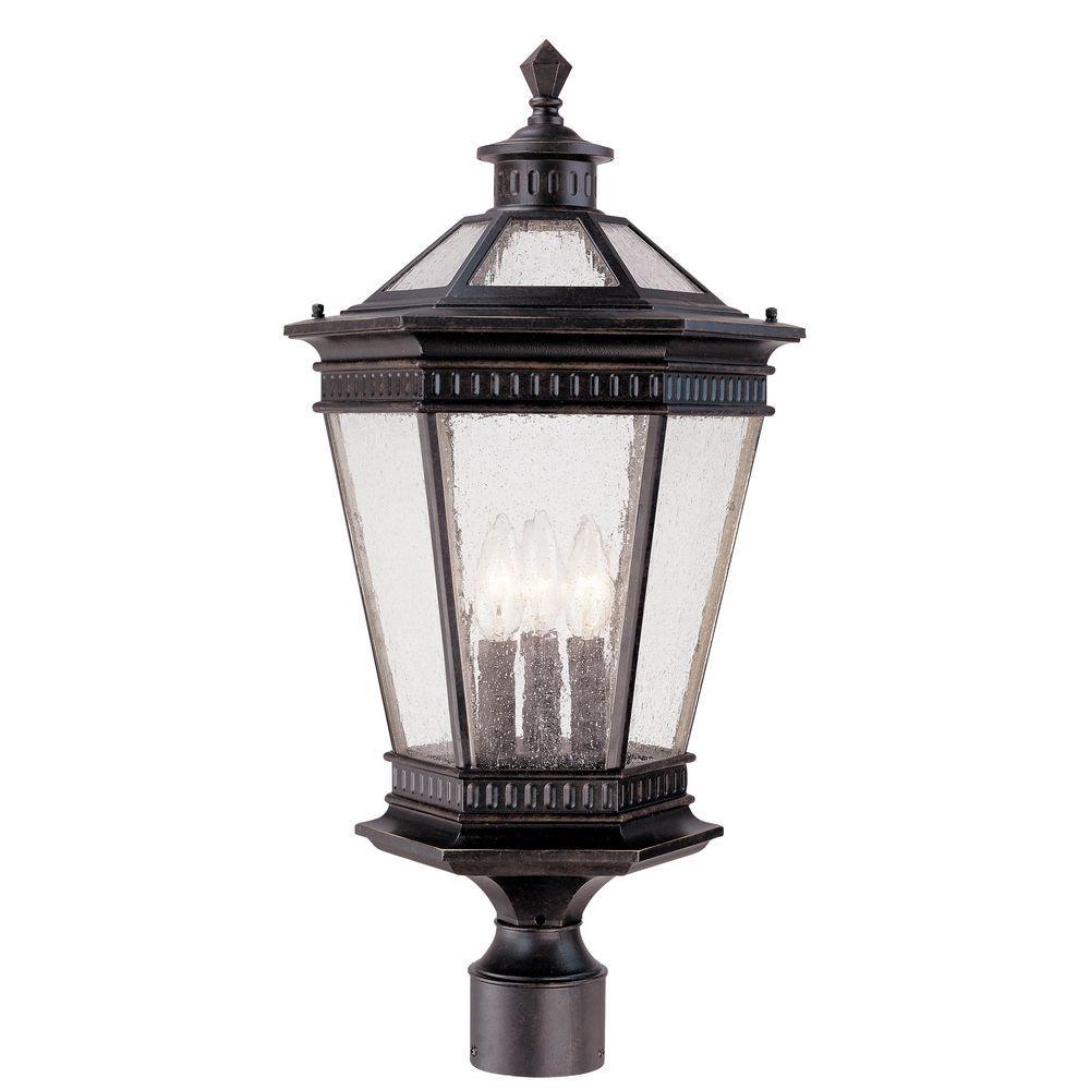 $175 Dolan Designs Lighting 24-Inch Outdoor Post Light 9199-68  sc 1 st  Pinterest & $175 Dolan Designs Lighting 24-Inch Outdoor Post Light 9199-68 ...