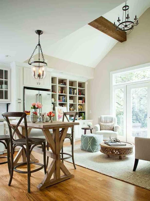 High ceilings and pendant lights - Home Decorating Trends - Homedit