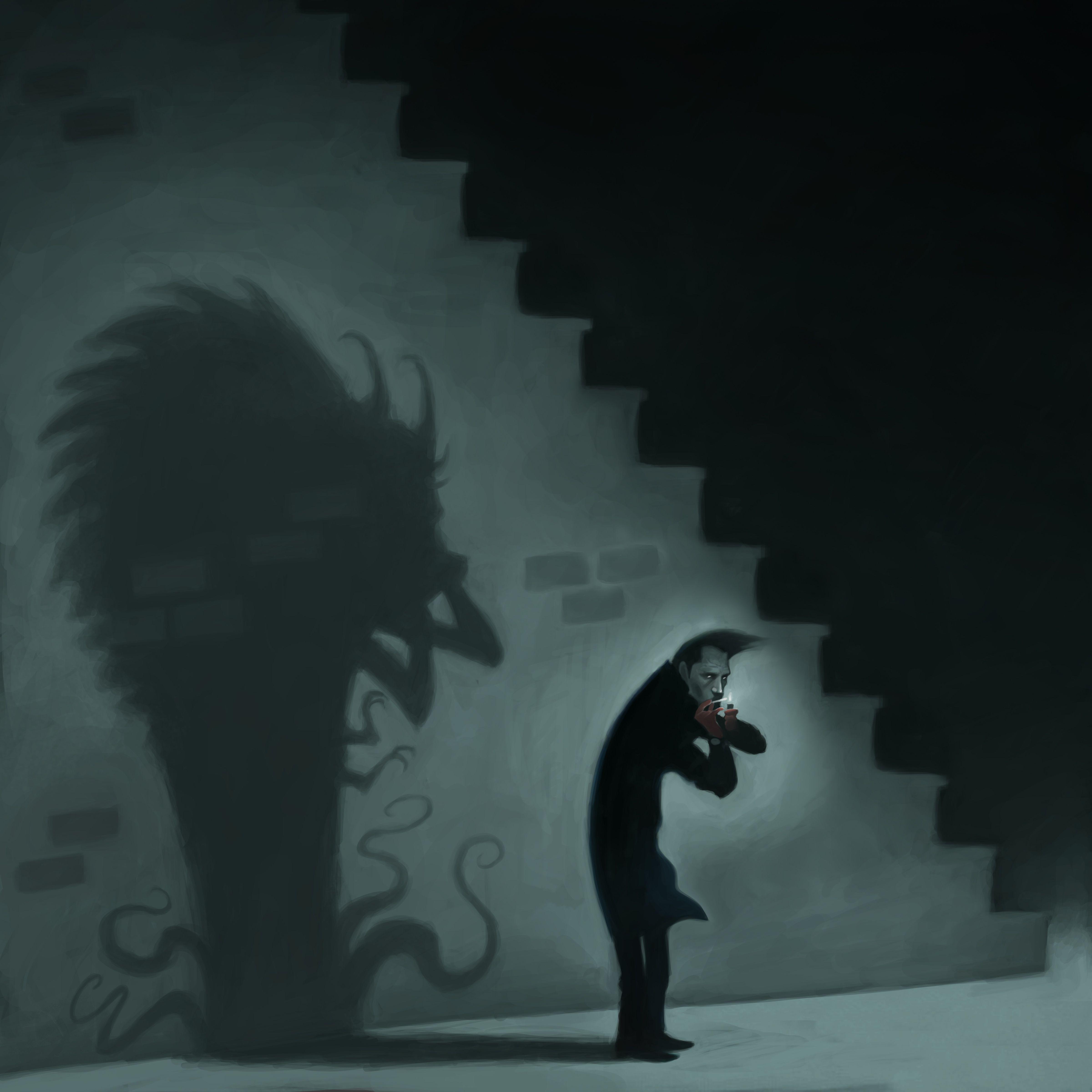 17++ Demon shadow info