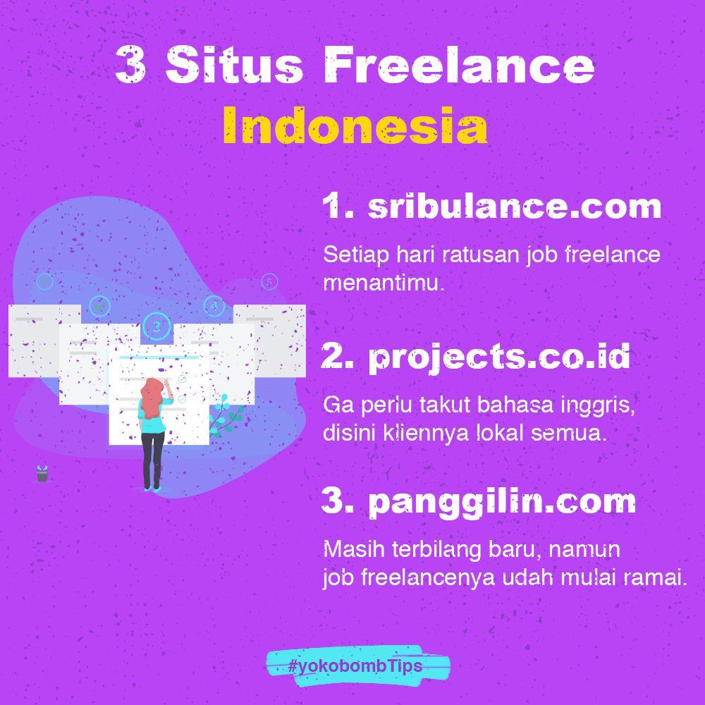 Selain Situs Situs Freelance Luar Negeri Ada Lho Situs Freelance Lokal Indonesia Keuntungannya Situs Freelance Indonesia Tentu Komun Bahasa Komunikasi Teman