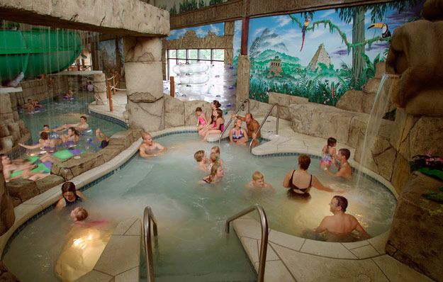 The Sacred Well Has The Power To Sooth And Calm Make Relaxation Part Of Your Next Getaway Mt Olympus Water T Indoor Waterpark Wisconsin Dells Water Park