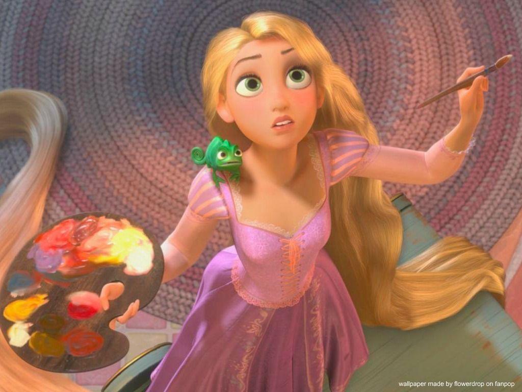 Rapunzel Disney Princess Rapunzel Wallpaper Rapunzel