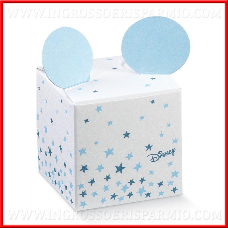 Scatoline Topolino Orecchie Idee Portaconfetti Disney Prezzi Ingrosso E Risparmio Disney Topolino Bomboniere