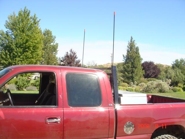 Truck Pickup Antennas Cb Dual