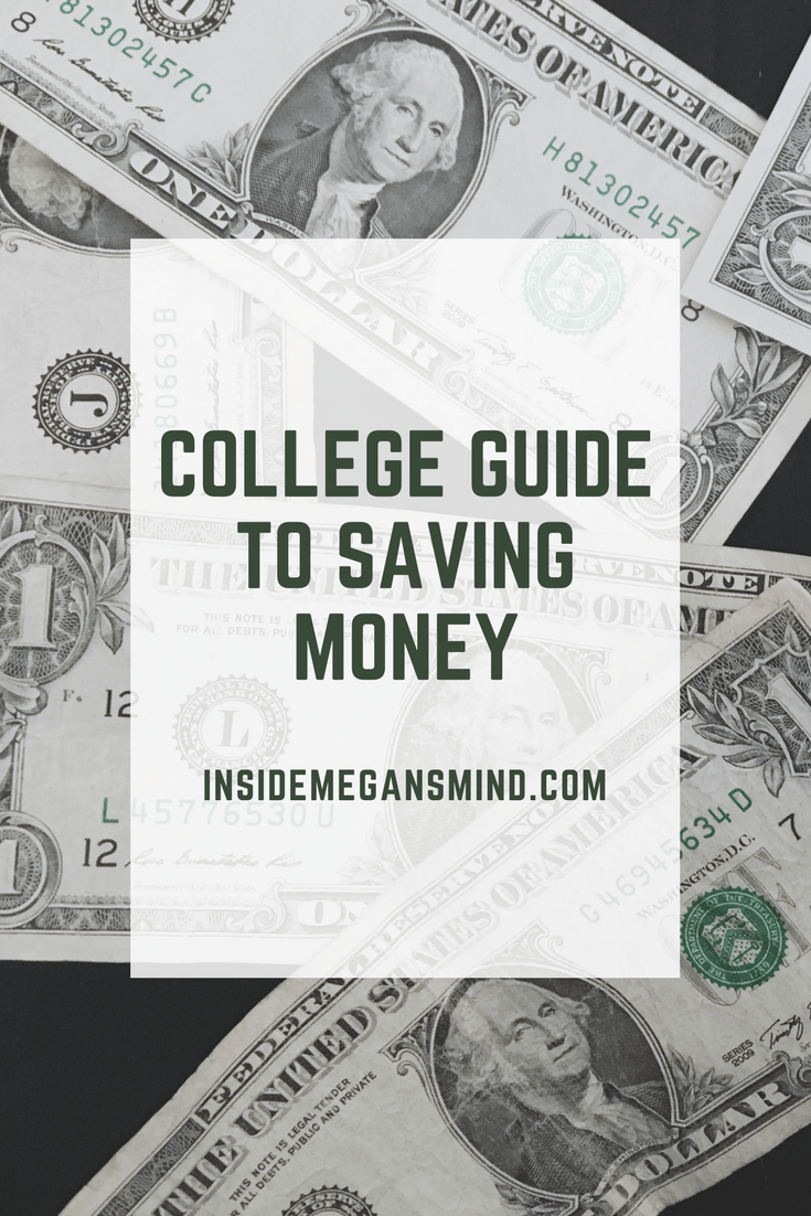 How To Save Money Before College