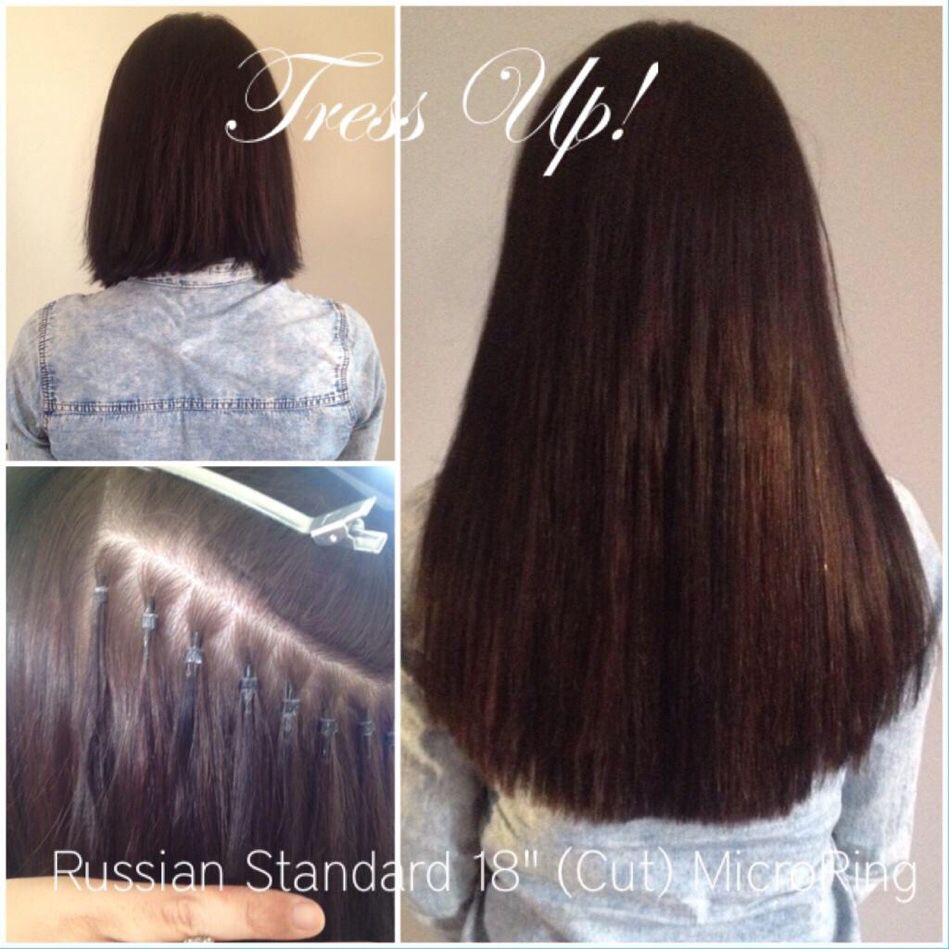 Prestige Remy Aaaa Russian Standard Micro Ring Hair Extensions