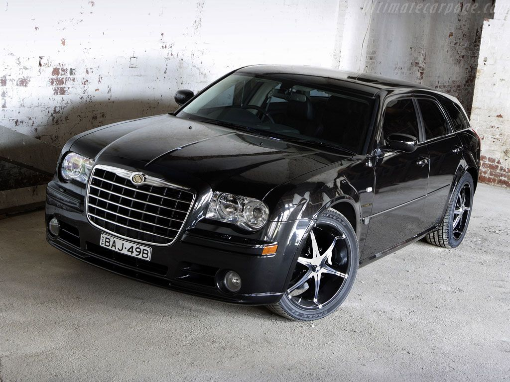 Chrysler 300c chrysler 300c touring car review