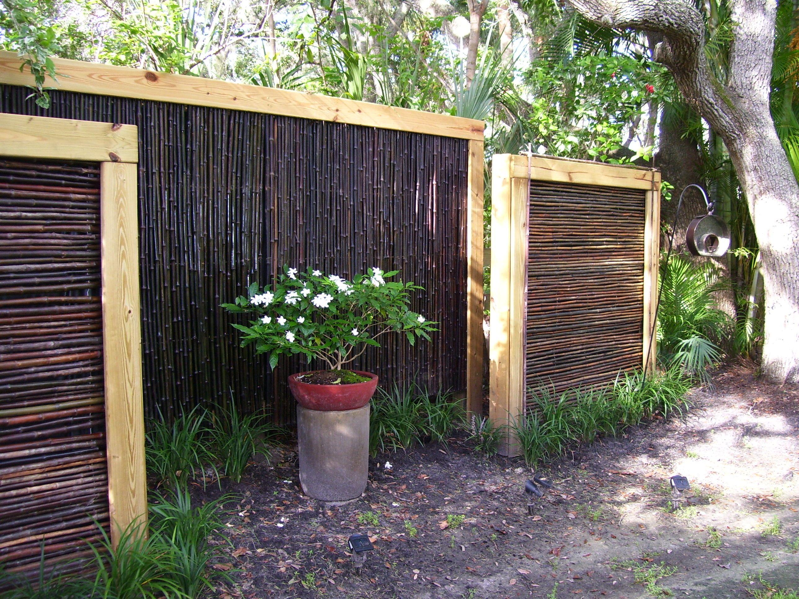 Privacy Screens My Garden Ideas and Likes Small garden