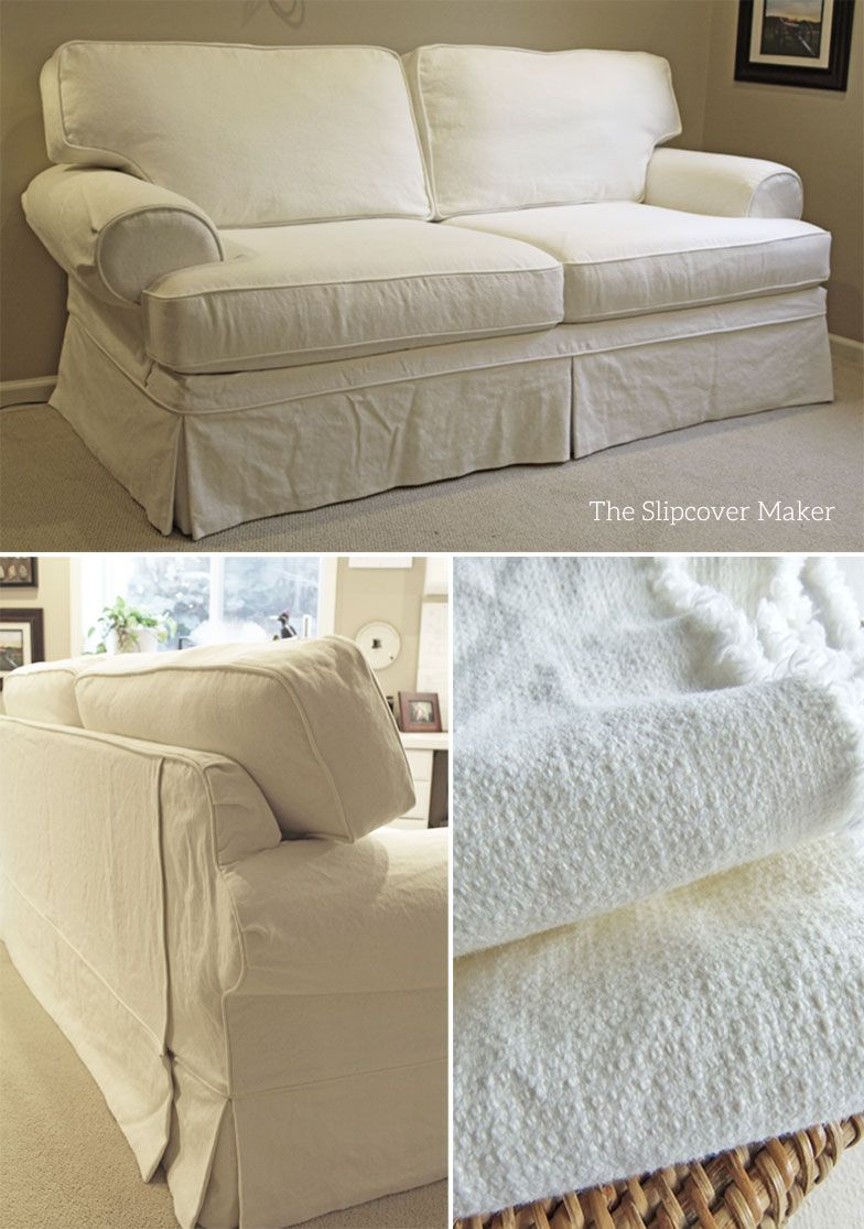 Cotton Linen Slipcovers For Flexsteel Classics Cleaning