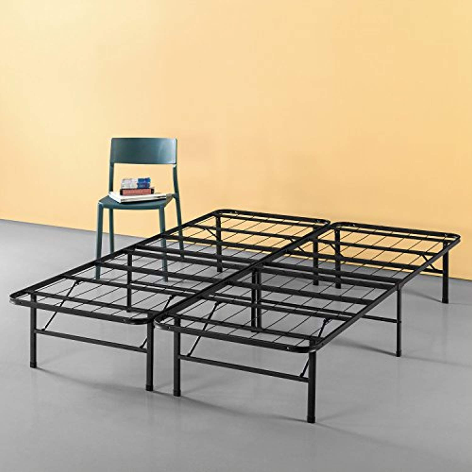 Zinus 14 Inch Classic SmartBase Mattress Foundation