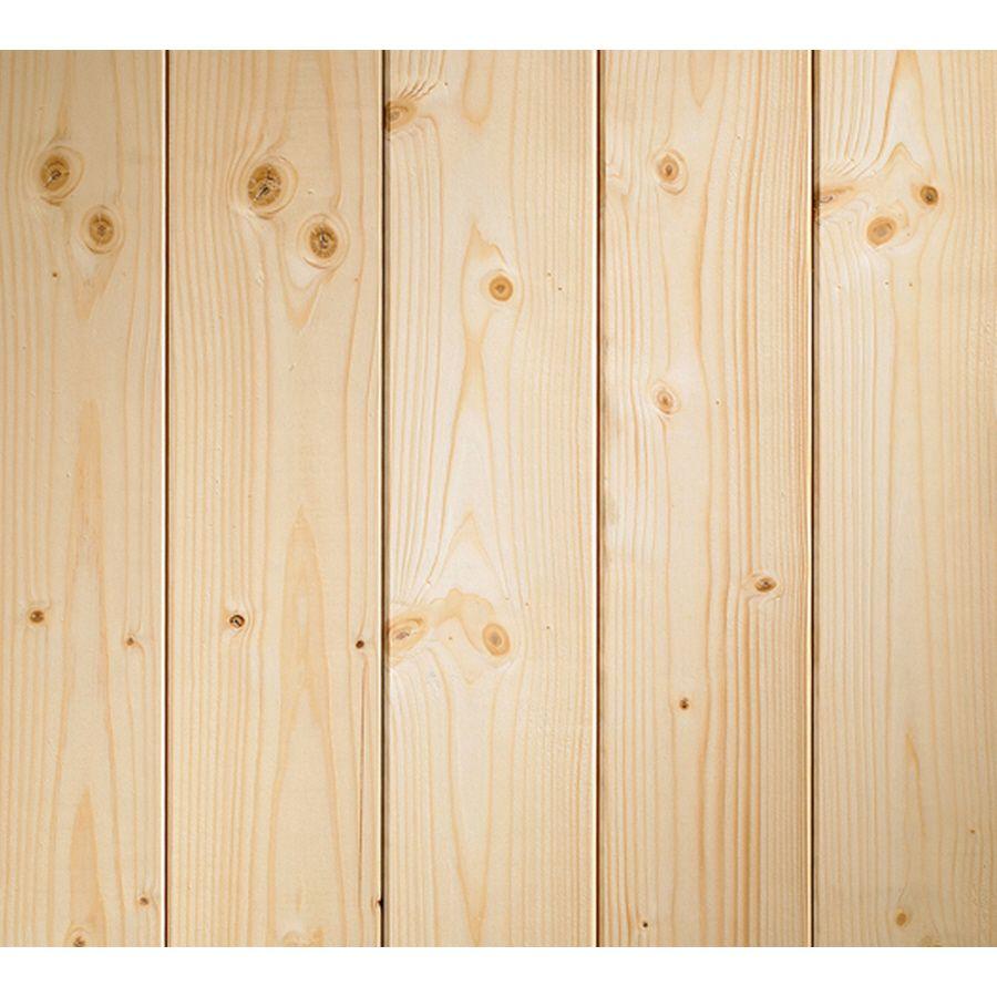 Evertrue 8 Ft Wood Wall Panel At