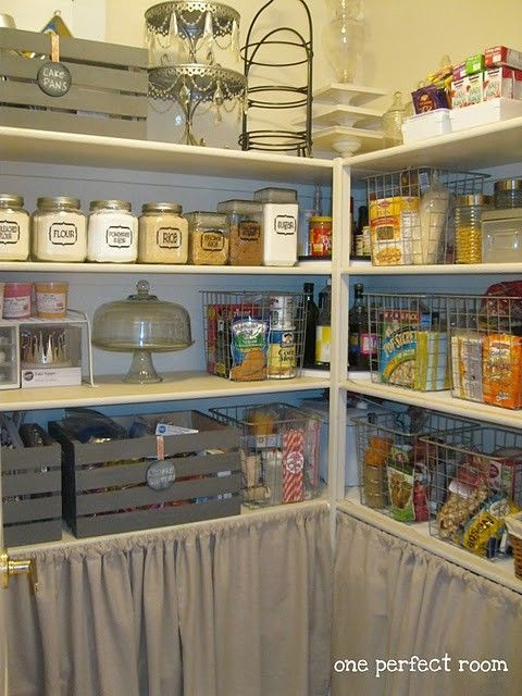 Decorating Idee Rangement Cuisine Organisation Maison Et