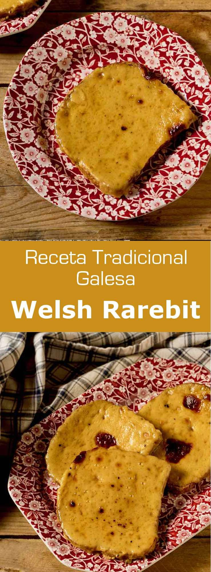 Gales: Welsh Rarebit