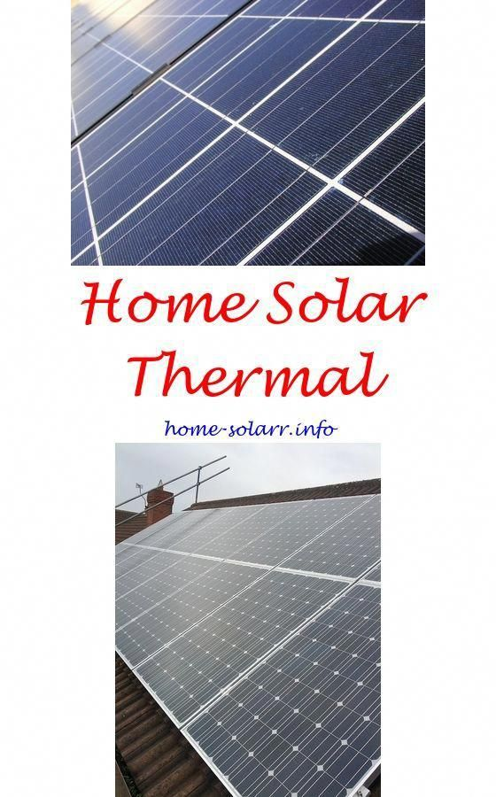 solar panel kits for home use - sustainable energy small