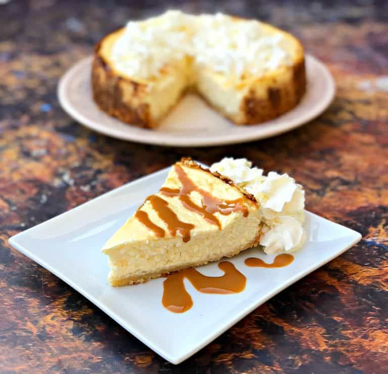 Low-Carb Sugar-Free Keto Cheesecake With Is A Quick And
